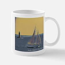 Sailboat Mugs