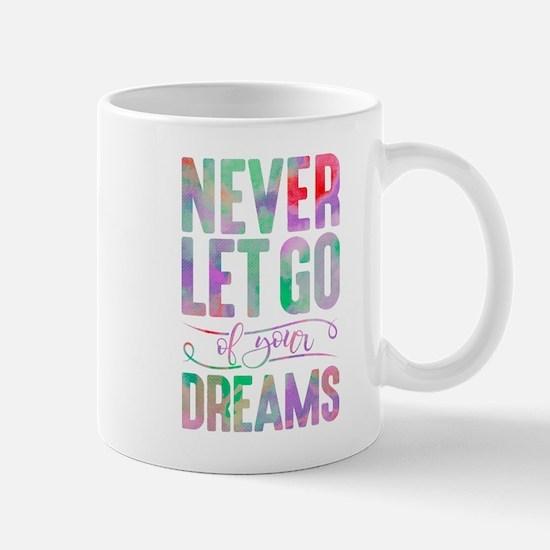 Never Let Go Mug