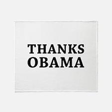Thanks Obama Stadium Blanket