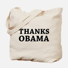Thanks Obama Tote Bag