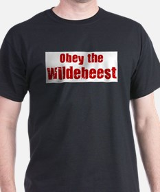 Obey the Wildebees T-Shirt