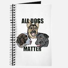 All dogs matter Journal