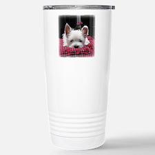 Unique West highland terrier i Travel Mug