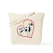 CCMtH Heartline Tote Bag