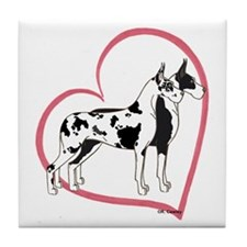 CCMtH Heartline Tile Coaster