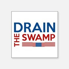 Drain The Swamp Sticker