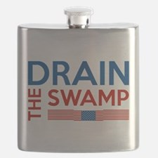 Drain The Swamp Flask