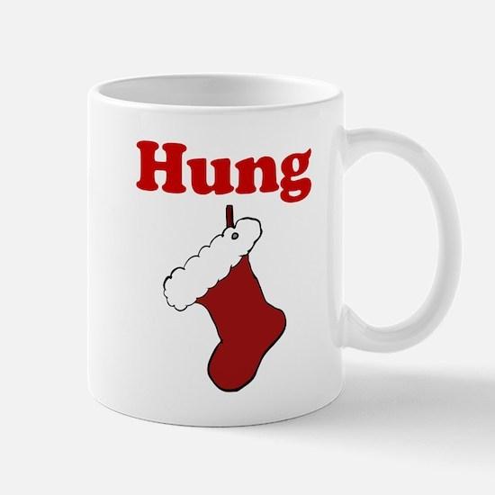 Hung Stocking Mugs
