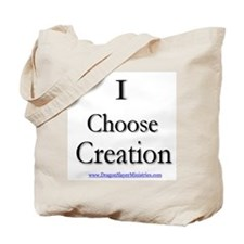 Cute Creationism Tote Bag