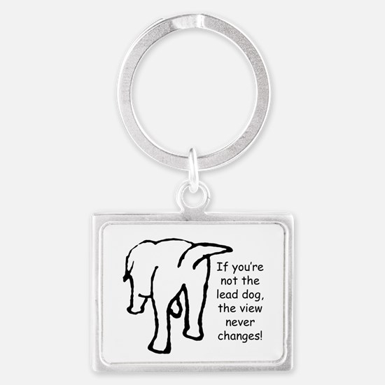 Cool Funny animal Landscape Keychain