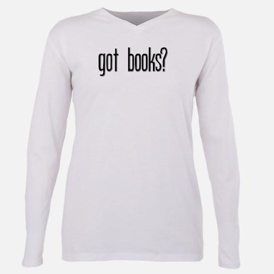 Got Books? Ash Grey T-Shirt