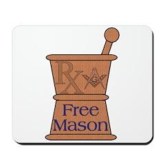 Pharmacist Mason Mousepad