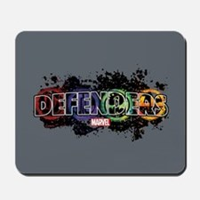 The Defenders Mousepad