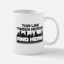 Thin Line Mug