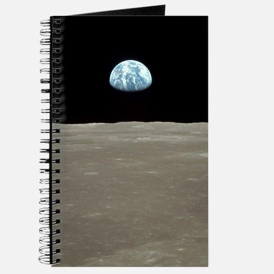 Cute Unique space Journal