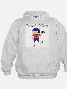 2-football-boy Sweatshirt
