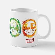Defenders Icons Mug