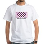 Knot - Harkness White T-Shirt