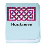 Knot - Harkness baby blanket