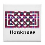 Knot - Harkness Tile Coaster