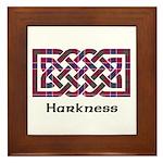 Knot - Harkness Framed Tile
