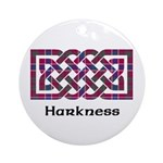 Knot - Harkness Ornament (Round)
