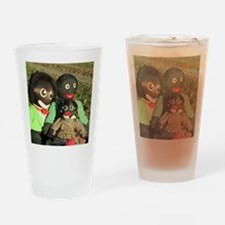 Golly Family Portrait Drinking Glass