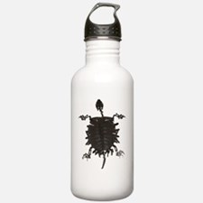 Unique Men turtle Water Bottle