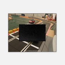 Cute Car racing Picture Frame