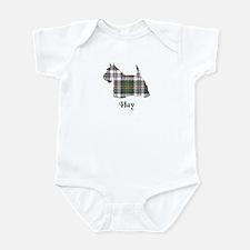 Terrier-Hay dress Infant Bodysuit