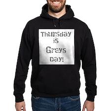 Greys Thursday Sweatshirt