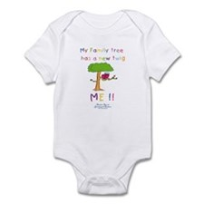 RAOGK Genealogy Infant Bodysuit