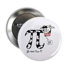 "Mu-tant cow pi buttons (2.25"", 10 pk)"