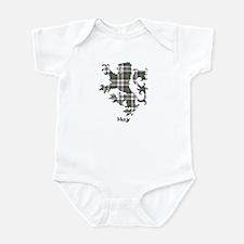 Lion-Hay dress Infant Bodysuit