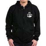 Chamorro Zip Hoodie (dark)