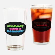 Anybody Want a Peanut? Drinking Glass