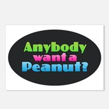 Anybody Want a Peanut? Postcards (Package of 8)