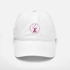 Breast Cancer Pink Ribbon Baseball Baseball Baseball Cap