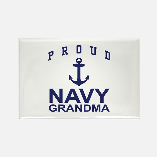 Proud Navy Grand Magnets