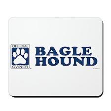 BAGLE HOUND Mousepad