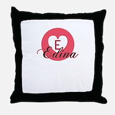 edina Throw Pillow
