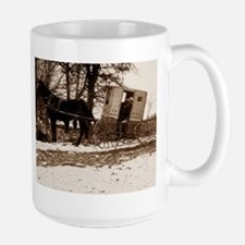 mailtruckoldfashioned Mugs