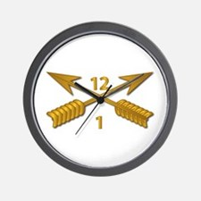 USSOCOM Branch wo Txt Wall Clock