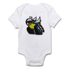 SUPER BEE Infant Bodysuit