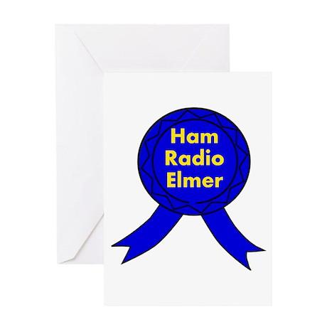 Ham Radio Elmer Greeting Card