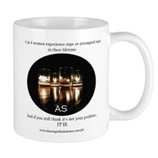 You must not be defeated  Mug
