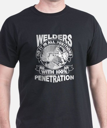 Unique Welders T-Shirt