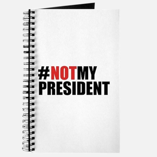 #NotMyPresident Journal