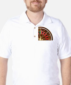 Funny Wheel fortune online game T-Shirt
