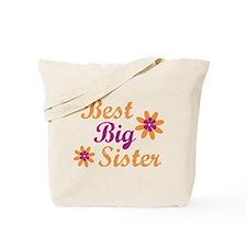 best big sister Tote Bag